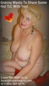 Oral Sex Granny